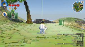 LEGO Worlds - vue 1
