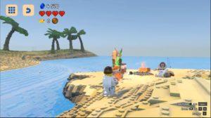 LEGO Worlds - vue 2