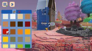 LEGO Worlds - peinture