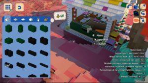 LEGO Worlds - construire 1