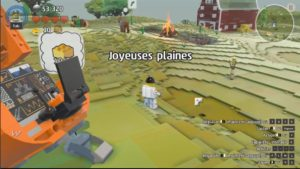 LEGO Worlds - nom planète