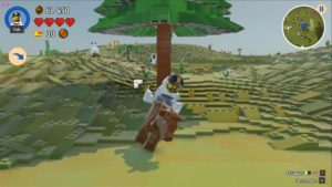 LEGO Worlds - monter animal