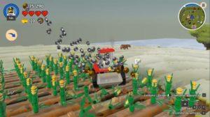 LEGO Worlds - véhicule