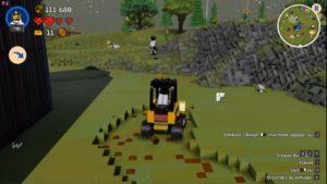 LEGO Worlds - véhicule 2