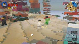 LEGO Worlds - troublion
