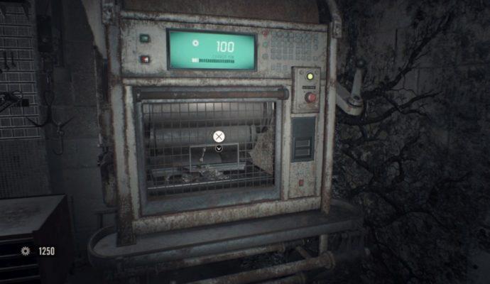 Test Resident Evil 7 : Vidéos Interdites Vol.1 - Compacteur