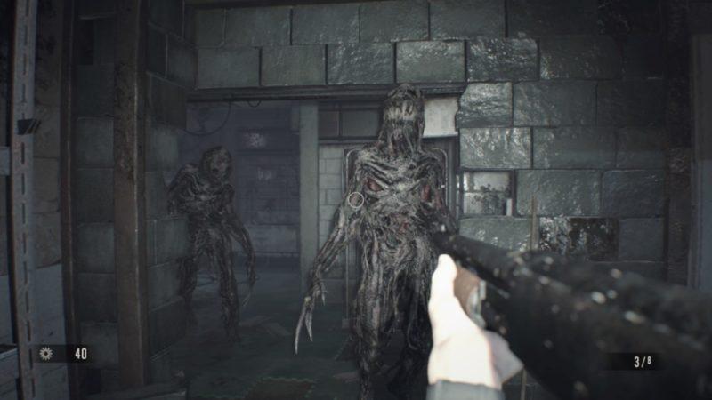 Test Resident Evil 7 : Vidéos Interdites Vol.1 - Monstres mode Cauchemar