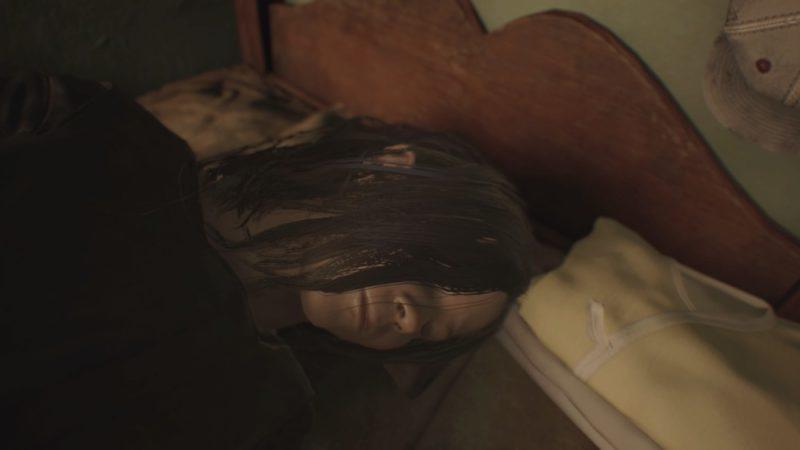 Test Resident Evil 7 : Vidéos Interdites Vol.2 - Petite fille endormie