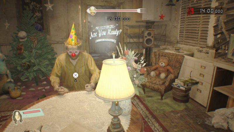 Test Resident Evil 7 Vidéos Interdites Vol.2 - Jack à son anniversaire