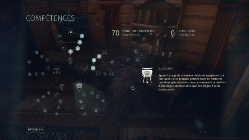 Styx : Shards of Darkness - abilités