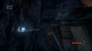 Styx : Shards of Darkness - se pendre