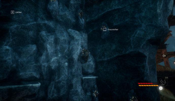 Styx Shards of Darkness - grimpette