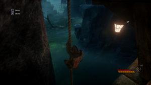 Styx : Shards of Darkness - corde 3
