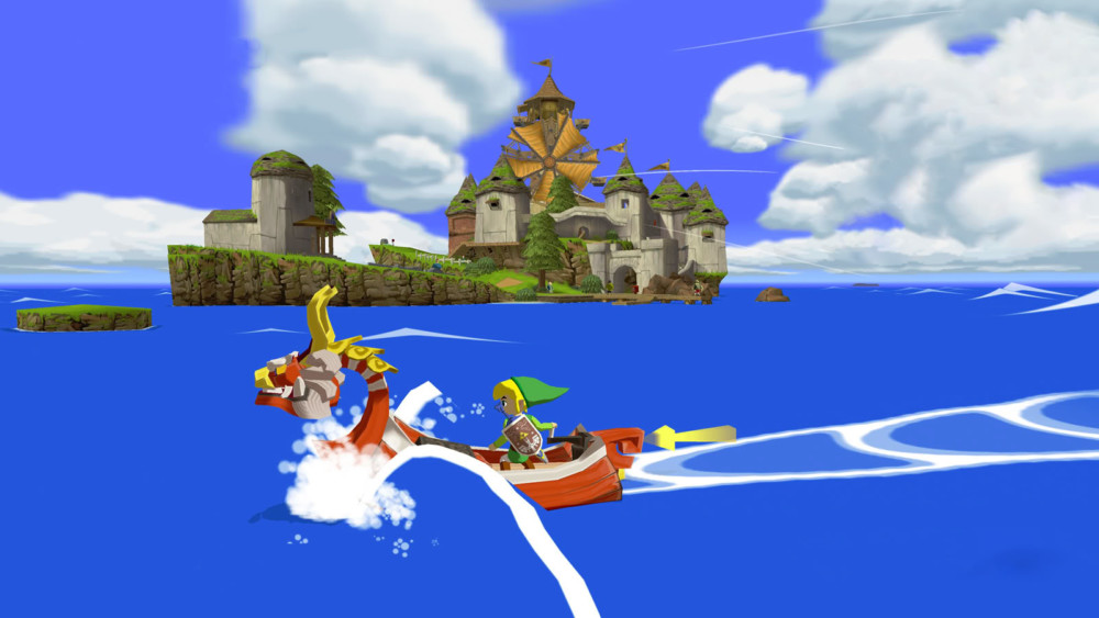 Link Lion Rouge The Wind Waker