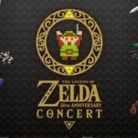 The Legend of Zelda 30 ans