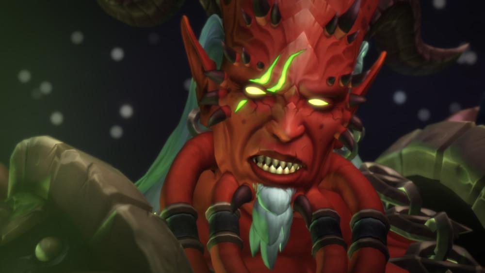 World of Warcraft : la tombe de Sargeras