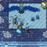 Blossom Tales: The Sleeping King combat de boss