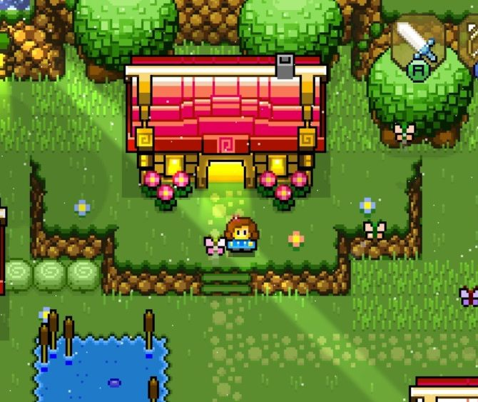 Blossom tales: the sleeping king Chevalier Lily