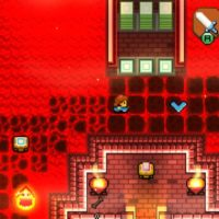 Blossom tales: the sleeping king donjon lave