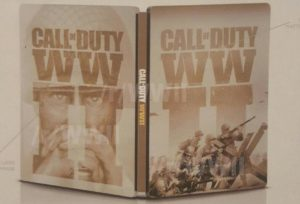 call-of-duty-wwii-steelbook 1