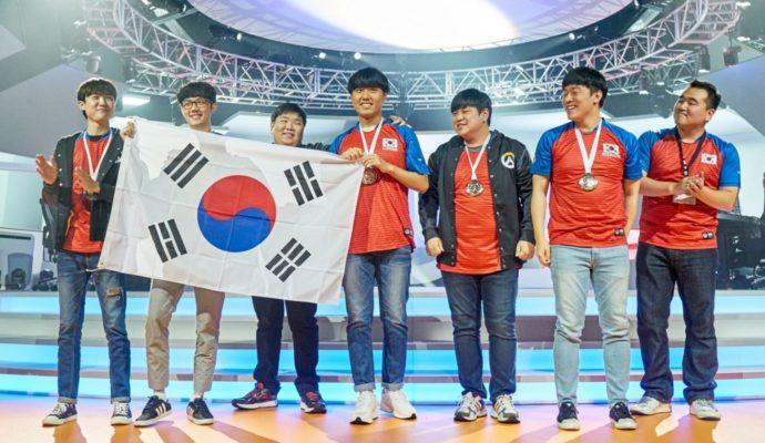Coupe du monde Overwatch 2016 - Corée