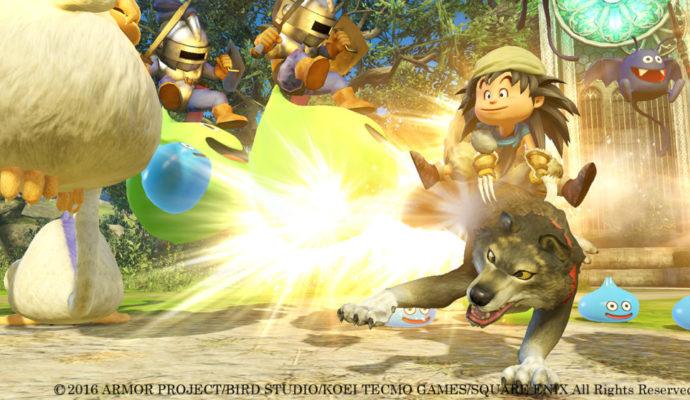 Dragon Quest Heroes II - Ralph