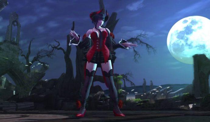 Tekken -Eliza