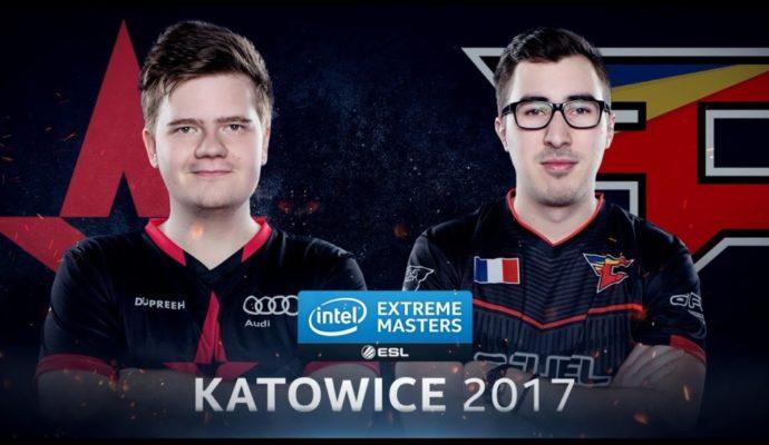 IEM Katowice 2017 - CSGO Finale