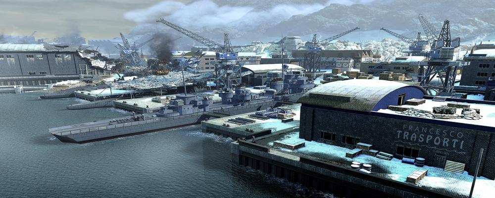 Sniper Elite 4: Deathstorm s'apprête à sortir avec sa première extension Inception. Voici un aperçu de la carte sur lequel ce chapitre va se dérouler.