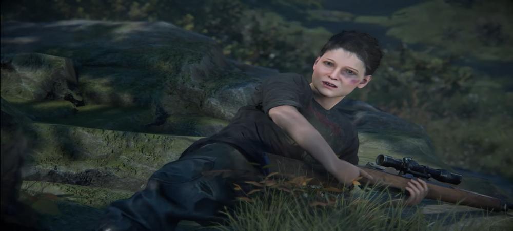 Sniper Ghost Warrior 3 en dévoile plus sur la relation des deux frères North. Sur cette photo : Robert North (petit)