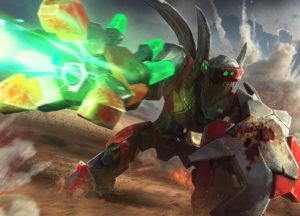 Halo Wars 2 Scarred Hunters