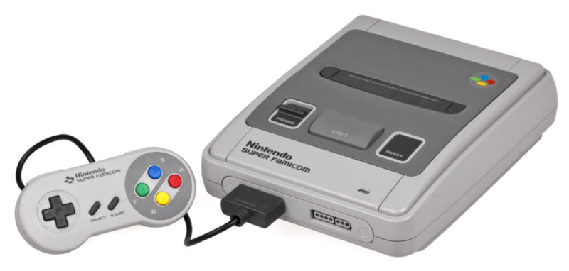 Mini SNES Nintend