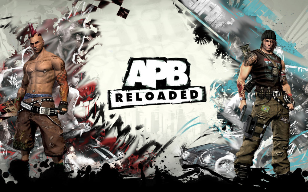 APB Reloaded logo
