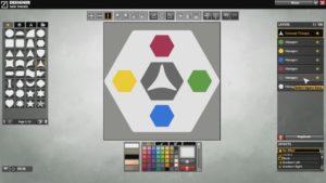 APB Reloaded palette couleur