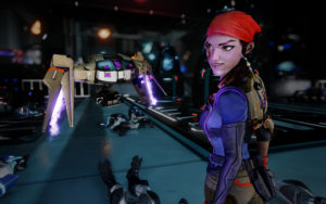 Agents of Mayhem personnage