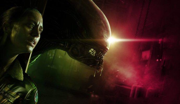 un possible Alien Isolation 2 ?