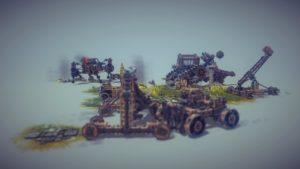 Besiege Multiverse Combat