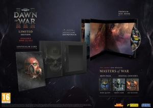 Warhammer 40,000: Dawn of War III édition limitée