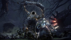 Dark Souls III: The Fire Fades Edition combat contre Laurence Boccolini