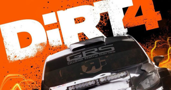 DiRT 4 Bande Annonce Gameplay Titre