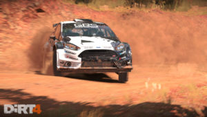 DiRT 4 Bande Annonce Gameplay Course désert