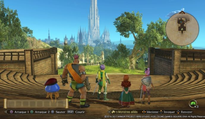 Dragon Quest Heroes II Personnages