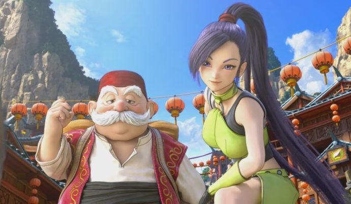 Square Enix - Dragon-Quest-XI
