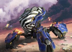 Halo Wars 2 Enduring locust