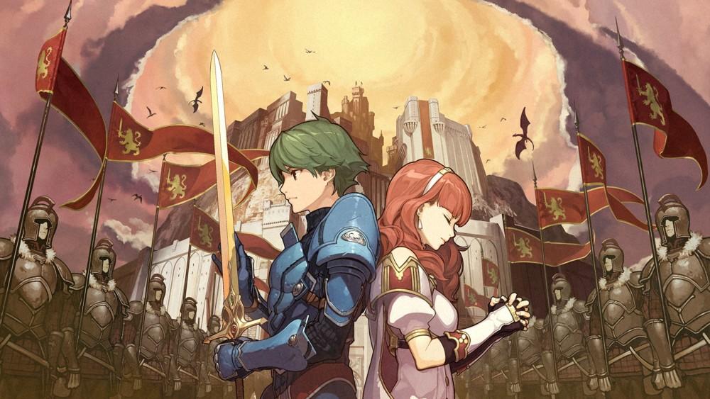 Fire Emblem Echoes: Shadows of Valentia image promotionnelle