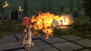 Fire Emblem Echoes: Shadows of Valentia magicienne