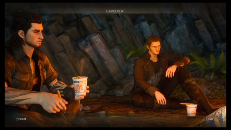 Final Fantasy XV : Épisode Gladiolus Gladiolus et Cor