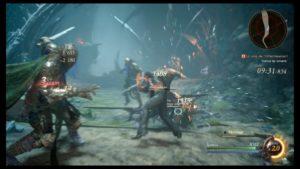 Premier combat dans Final Fantasy XV : Épisode Gladiolus