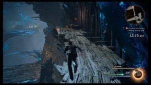 Gladiolus dans le mode challenge de Final Fantasy XV : Épisode Gladiolus