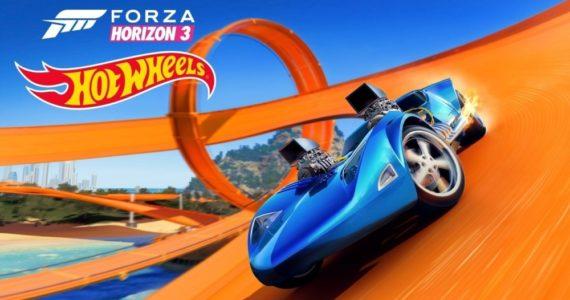 Forza Horizon 3 Hot Wheels Titre